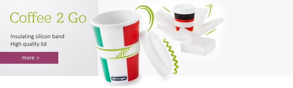 Promotional ceramics: Cups